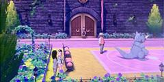 《宝可梦剑盾》天恩波克比精灵交换点介绍 天恩波克比在哪换?