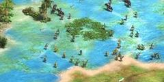 《帝国时代2决定版》新民族地图视频攻略合集 战役怎么打?