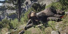 《荒野大镖客2》传奇熊怎么杀 传奇熊位置打法教学一览