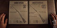 《荒野大镖客2》最好的武器在哪获得 最好的枪介绍一览