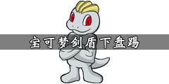 《宝可梦剑盾》下盘踢怎么学习 下盘踢获得方法介绍