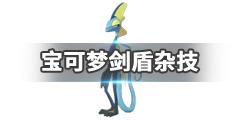 《宝可梦剑盾》杂技技能效果介绍 杂技技能怎么获得