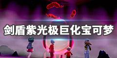 《宝可梦剑盾》紫光极巨化宝可梦速刷教学 紫光极巨化精灵怎么刷
