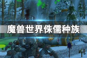 《魔兽世界》侏儒种族历史背景介绍 侏儒资料全介绍