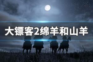 《荒野大镖客2》绵羊和山羊任务怎么过 绵羊和山羊任务流程详解