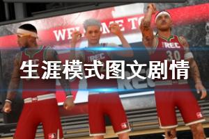《NBA2K20》生涯模式剧情是什么?生涯模式剧情图文详解