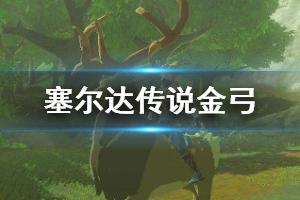 《塞尔达传说荒野之息》金弓怎么获得 金弓获得方法一览