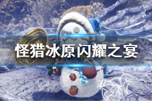 《怪物猎人世界冰原》闪耀之宴持续时间说明 闪耀之宴玩法内容介绍