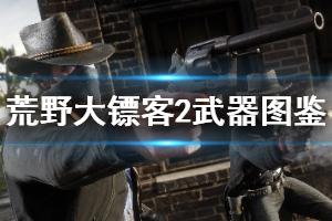 《荒野大镖客2》武器图鉴中文介绍 全武器解锁方法说明