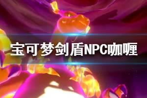 《宝可梦剑盾》哪些NPC可以煮咖喱 NPC咖喱位置一览