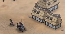 《部落与弯刀》前期地图分享 游戏中各地方在哪