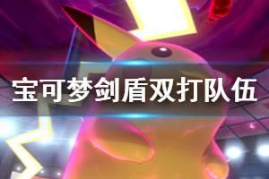 《宝可梦剑盾》双打风妖精闪焰王牌搭配一览 双打强势队伍怎么搭配