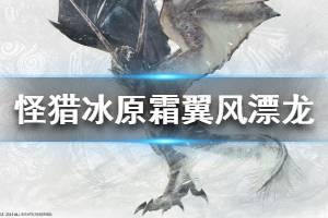 《怪物猎人世界冰原》霜翼风漂龙弱点属性详解 霜翼风漂龙弱什么属性