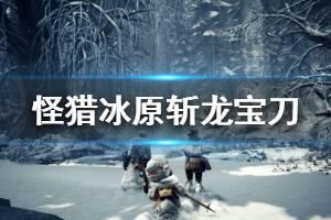 《怪物猎人世界冰原》斩龙宝刀属性效果介绍 斩龙宝刀图鉴一览