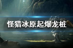 《怪物猎人世界冰原》起爆龙桩机制讲解 起爆龙桩操作技巧介绍