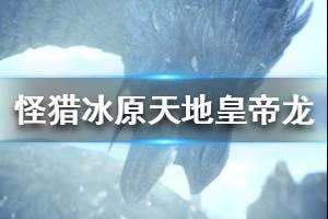 《怪物猎人世界冰原》天地皇帝龙怎么打 天地皇帝龙打法技巧详解