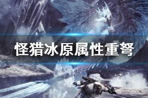 《怪物猎人世界冰原》属性重弩好用吗?属性重弩用法技巧分享