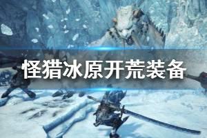 《怪物猎人世界冰原》开荒装备推荐 怎么开荒
