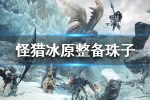 《怪物猎人世界冰原》整备机制讲解 整备珠子详细属性介绍