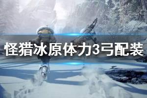 《怪物猎人世界冰原》体力3弓配装推荐 体力3弓怎么配