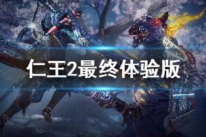 《仁王2》最终体验版什么时间上线 最终体验版上线时间说明