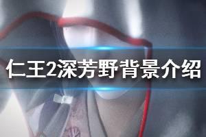 《仁王2》深芳野图鉴一览 深芳野背景介绍