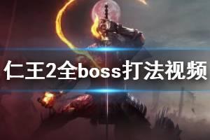《仁王2》boss攻略视频合集 全boss打法视频