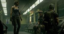 《生化危机3重制版》试玩演示视频分享 吉尔试玩介绍