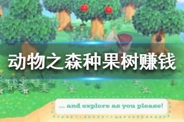 《集合啦动物森友会》怎么种果树?种果树赚钱思路