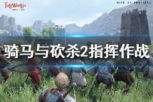 《骑马与砍杀2》战斗玩法技巧分享 指挥作战技巧说明