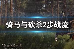 《骑马与砍杀2》步战流怎么玩 步战流玩法心得分享