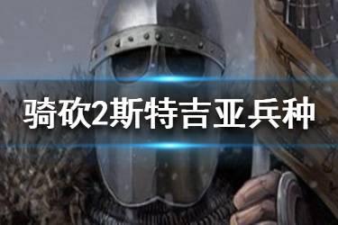 《骑马与砍杀2》斯特吉亚兵种属性图鉴大全 斯特吉亚兵种有哪些?