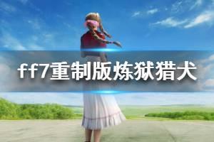 《最终幻想7重制版》炼狱猎犬怎么打 炼狱猎犬打法技巧说明