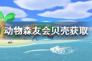 《集合啦动物森友会》贝壳怎么获得 贝壳获取方法介绍