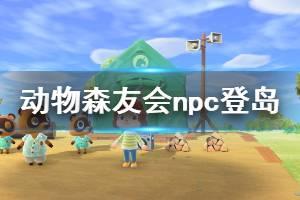 《集合啦动物森友会》npc登岛时间介绍 npc什么时候登岛