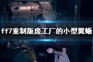 《最终幻想7重制版》废工厂的小型翼蜥怎么完成 废工厂的小型翼蜥任务完成方法说明