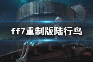 《最终幻想7重制版》陆行鸟位置在哪里?陆行鸟任务流程
