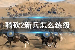 《骑马与砍杀2》新兵怎么练级 新兵练级方法介绍