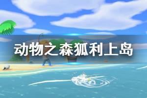 《集合啦动物森友会》狐利什么时候来 狐利上岛机制介绍