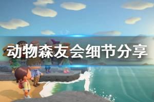 《集合啦动物森友会》细节分享 游戏有什么细节