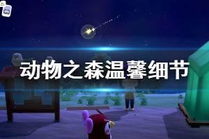 《集合啦动物森友会》有哪些温馨细节 游戏温馨细节分享