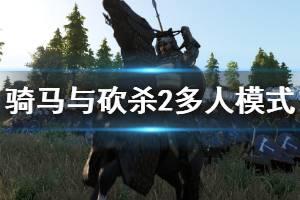 《骑马与砍杀2》多人模式有哪些 全多人模式玩法机制介绍