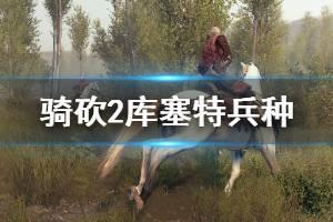 《骑马与砍杀2》库塞特兵种怎么玩 库塞特兵种战术技巧介绍