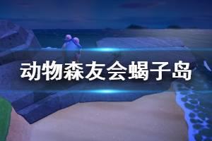 《集合啦动物森友会》蝎子岛改造技巧说明 怎么抓蝎子