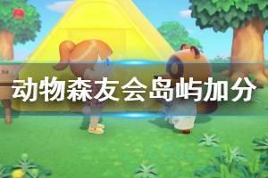 《集合啦动物森友会》岛屿分数怎么加 岛屿加分项介绍