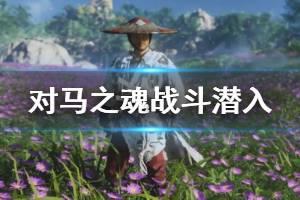 《对马之魂》战斗潜入演示视频 游戏要素展示