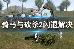 《骑马与砍杀2》闪退解决方法分享 常见问题怎么解决