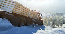 《雪地奔驰》起点任务位置地图分享 起点任务位置在哪?