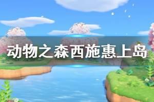 《集合啦动物森友会》西施惠什么时候来 西施惠上岛条件介绍