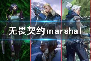 《无畏契约》marshal元帅好用吗 武器marshal元帅介绍